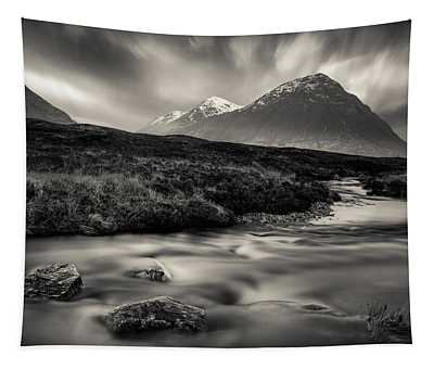 River To The Buachaille Tapestry