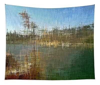 River's Edge Tapestry