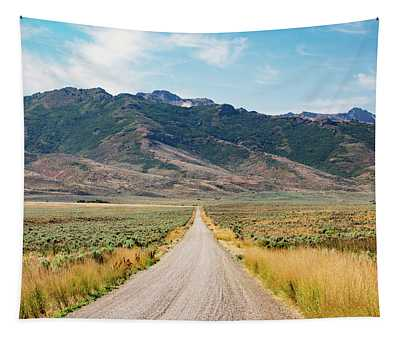 Road To The Rubies Tapestry