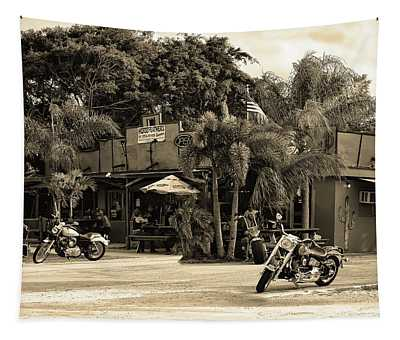 Roadhouse Tapestry
