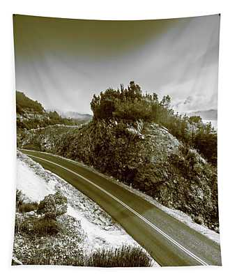 Roads Of High Dynamic Ranges Tapestry