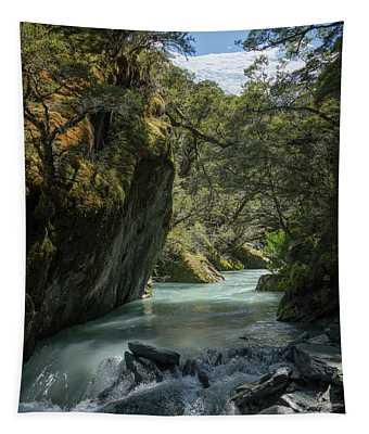 Rob Roy Stream New Zealand Tapestry