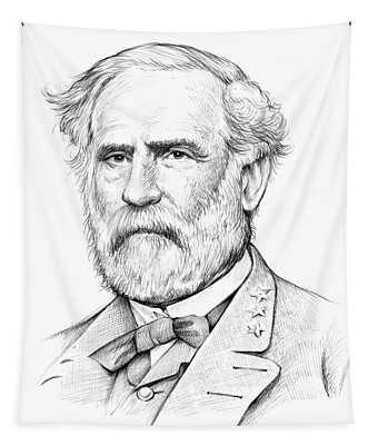 Robert E. Lee Tapestry