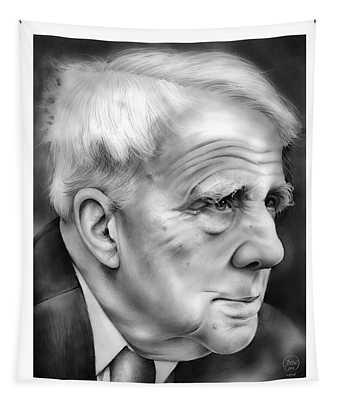 Robert Frost Tapestry