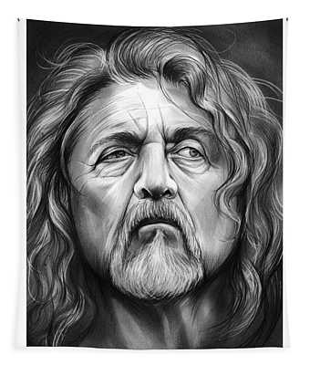 Robert Plant Tapestry