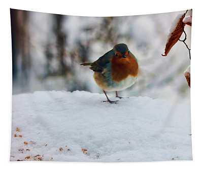 Robin Redbreast Tapestry