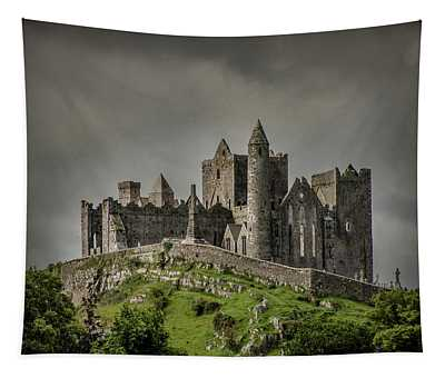 Rock Of Cashel Tapestry