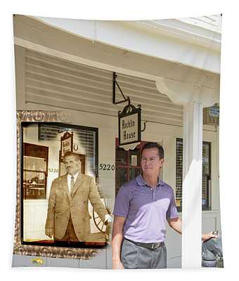 Rocklin House Tapestry