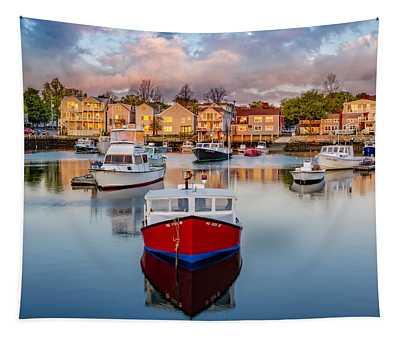 Rockport Harbor Tapestry