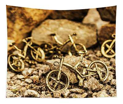 Rocky Cape Bicycles Tapestry