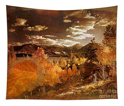 Rocky Mountain Gold 2015 Tapestry