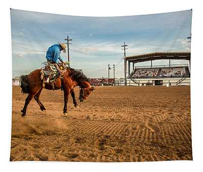Rodeo Days Tapestry