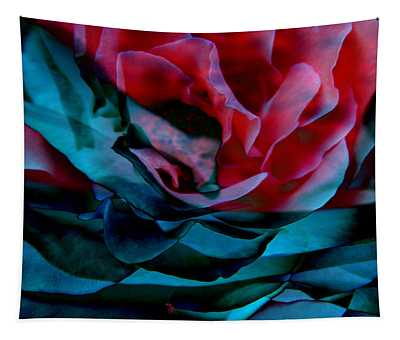 Romance - Abstract Art Tapestry