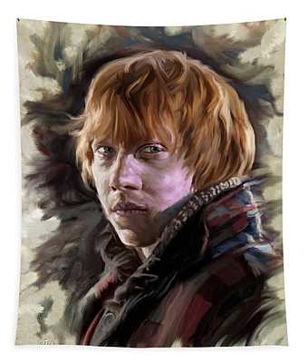 Ron Weasley, Harry Potter Portrait Tapestry