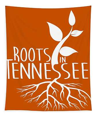 Roots In Tennessee Seedlin Tapestry