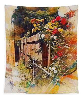 Roses Tapestry