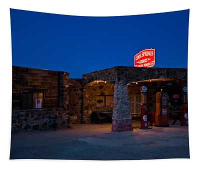 Route 66 Outpost Arizona Tapestry