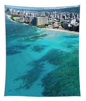 Royal Hawaiian Hotel, Waikiki Tapestry