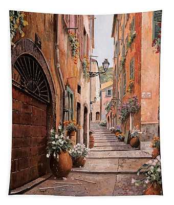 rue Malonat in  Nice  Tapestry