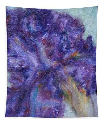 Ruffled Tapestry