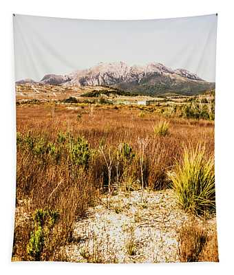Rugged Australian Bushland Tapestry
