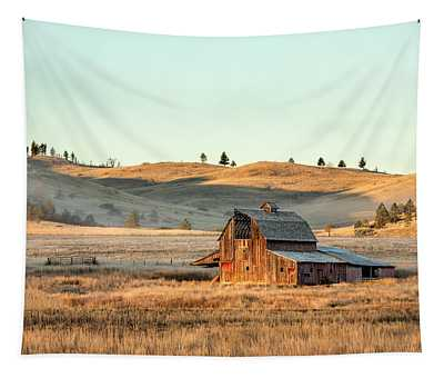 Rural Decay Tapestry