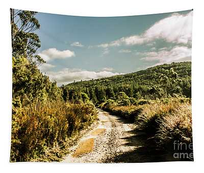 Rural Paths Out Yonder Tapestry