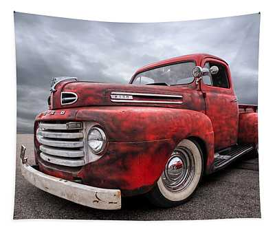 Rusty Jewel - 1948 Ford Tapestry