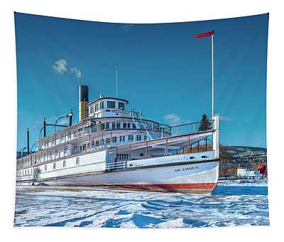 S. S. Sicamous Tapestry