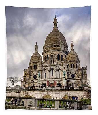 Sacre - Coeur Tapestry