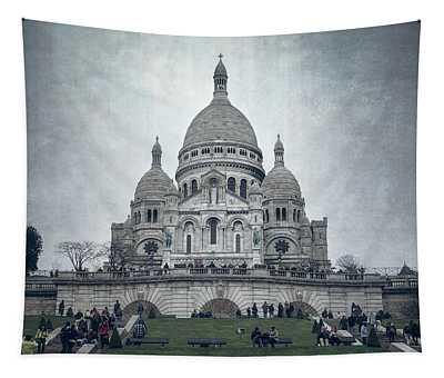Sacre Coeur Paris II Tapestry