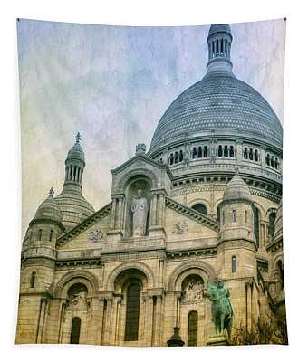 Sacre Coeur Paris Tapestry