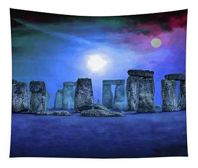 Sacred Places - Stonehenge Tapestry