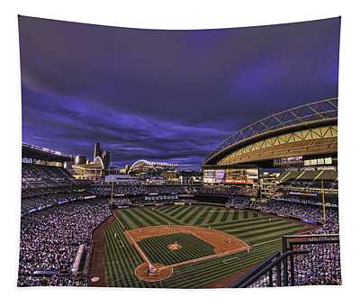 Safeco Field Tapestry