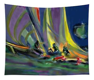 Sailing Tapestry