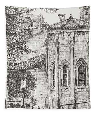 Saint-emilion Tapestry