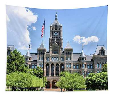 Salt Lake City County Building Tapestry