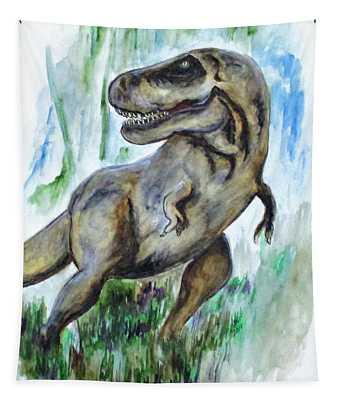 Salvatori Dinosaur Tapestry