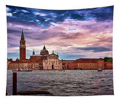 San Giorgio Di Maggiore Church Tapestry