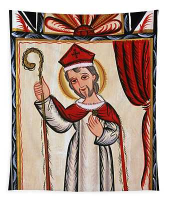 San Nicolas - St. Nicholas - Aosni Tapestry