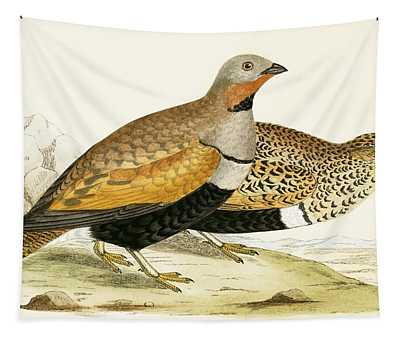 Sand Grouse Tapestry