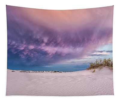Sand Storm Tapestry