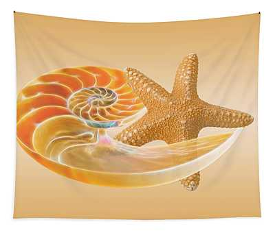 Sand Treasure Tapestry
