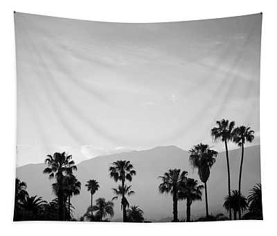 Santa Barbara I Bw Tapestry