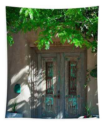 Santa Fe Door Tapestry