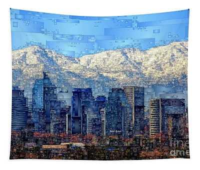 Santiago De Chile, Chile Tapestry
