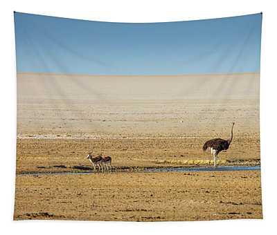 Savanna Life Tapestry