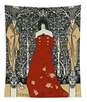 Scene From Tannhauser By Richard Wagner Tapestry
