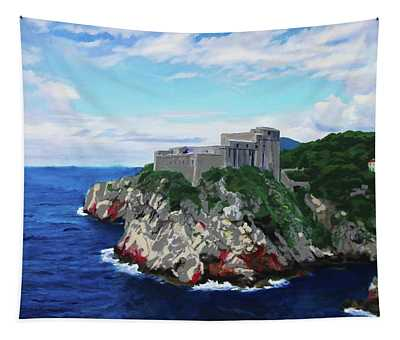 Fort St Lawrence Game Of Thrones Tapestry