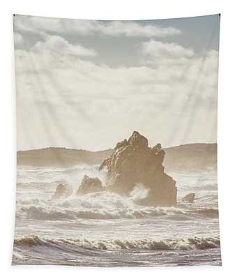 Scenic Marine Morning Tapestry